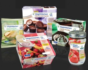 weight watchers food products
